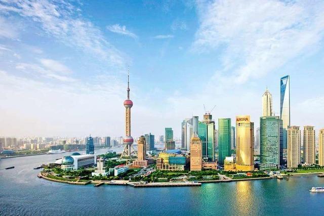 Großstadtgefühl in Peking, Tokyo und Shanghai
