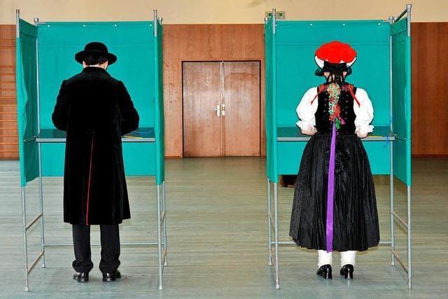 Landesfrauenrat: Die Frauenquote von 25 Prozent im Landesparlament ist