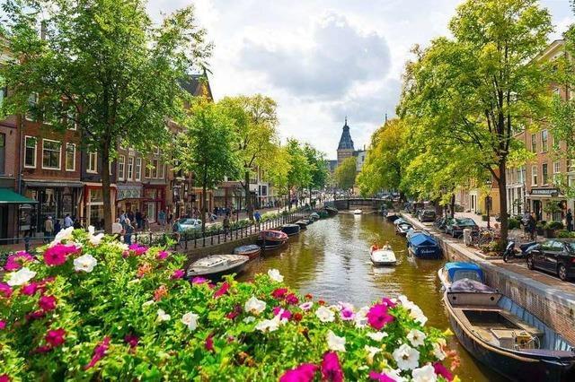 Mit MS Treasures von Amsterdam nach Brüssel