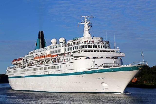 Mit MS Albatros durch Skandinavien
