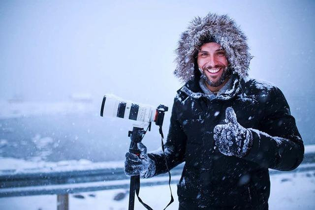 Gewinne 3x2 Freikarten für den Vortrag von Abenteuerfotograf Benjamin Jaworskyj