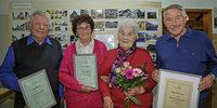 Siedler feiern ihren 75. Geburtstag