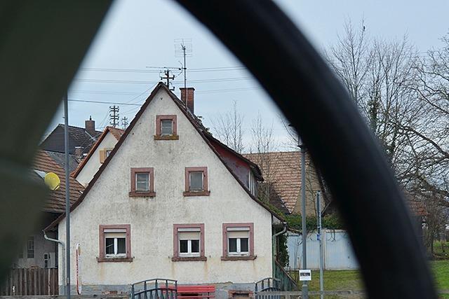 Haus für psychisch Kranke: Denzlingen streitet sich ums Dach
