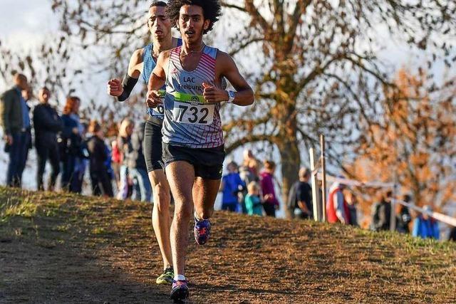 Deutsch-französisches Lauffest beim Crosslauf in Neuf-Brisach