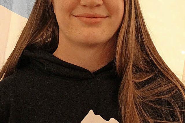 Skiclub St. Blasien ehrt Leah Bühler