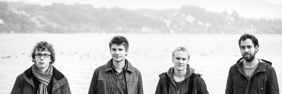 Das Schweizer Jazz-Quartett Odd Dog gastiert im Emmendinger Schlosskeller