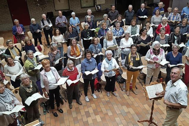 Vocalensemble singt das Verdi-Requiem im St. Stephansmünster