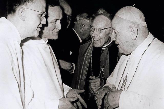 Berühmtester Sohn des Freiburger Erzbistums starb vor 50 Jahren