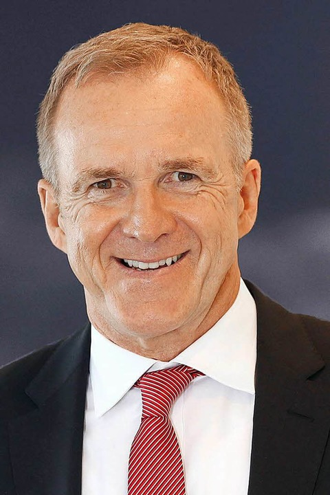 Wolfgang Kaltenbach, Chef der LBS Südwest  | Foto: LBS