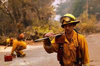 Zahl der Todesopfer durch Waldbrand in Kalifornien steigt auf 42