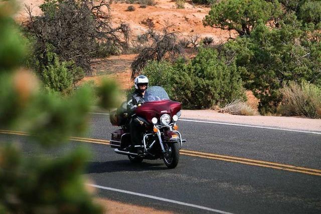 Durch den Süden der USA mit der Harley