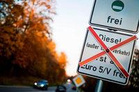 Land bereitet Fahrverbote für Euro-5-Diesel in Stuttgart vor