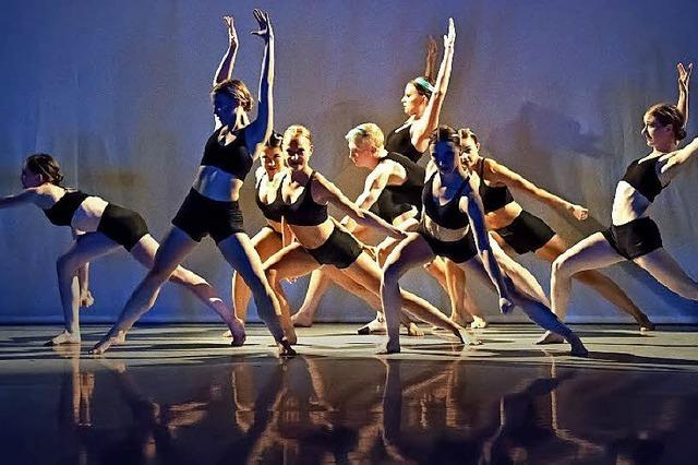 """Neo Dance Company Freiburg: Take 5"