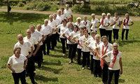 """Kirchenchor Bernau und die Gruppe """"Die Blechner"""" in Bernau"""