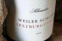 Weingut Schneider aus Weil wird von Gault & Millau gelobt