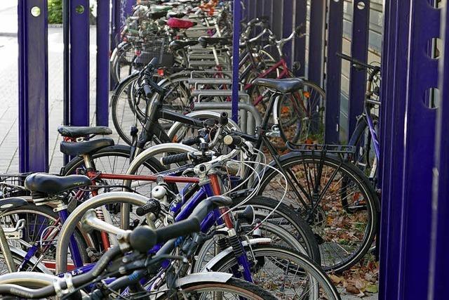 Fahrraddiebstahl ist das häufigste Einzeldelikt