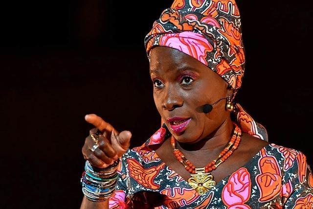 Angélique Kidjo macht aus