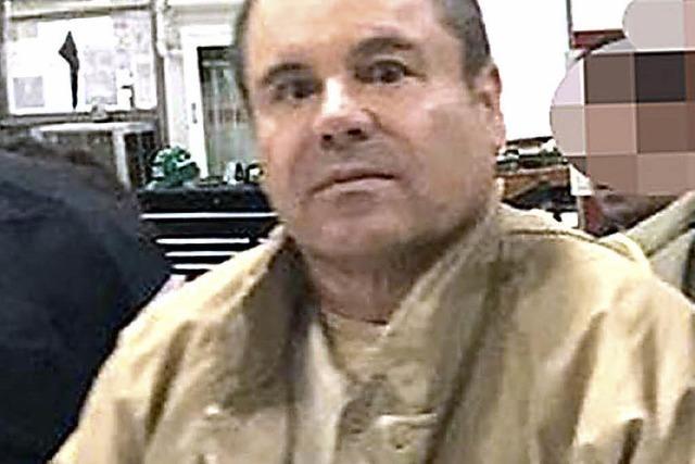 El Chapo ist aus dem Rennen – das Morden geht weiter
