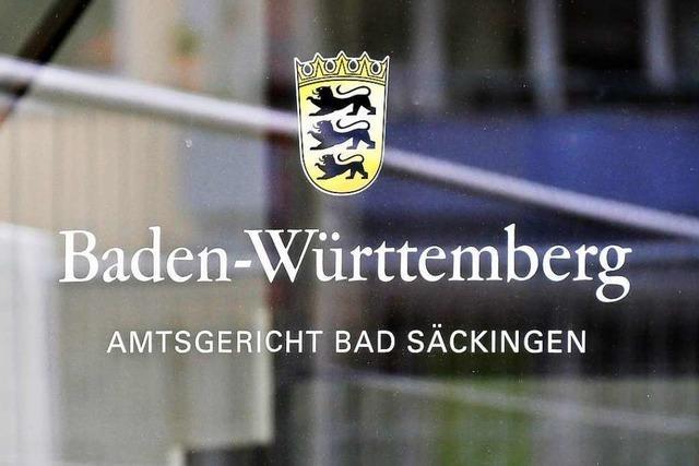 Klaus Schuster neuer Direktor am Amtsgericht Bad Säckingen