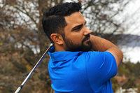 Der Weg des Lörrachers Chris Hurter vom Golfprofi zum Golflehrer