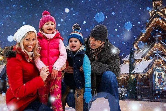 Winter im Europa-Park - die Saison für Genießer
