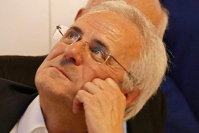 Manfred Kuner führt das Amt des verstorbenen Stefan Wirbser fort