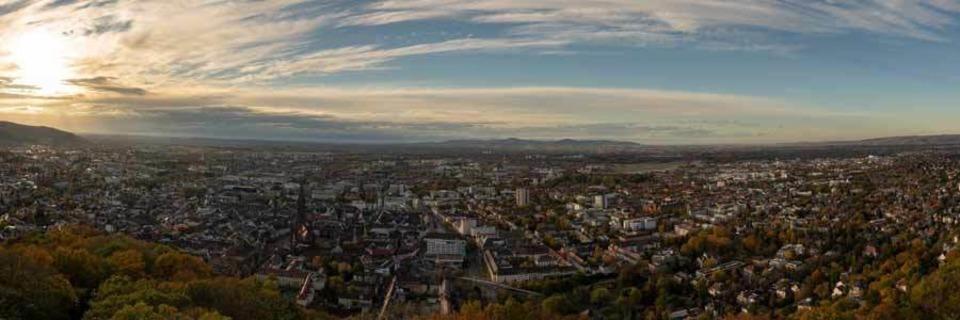 Zufällig Freiburg: Michael Guess