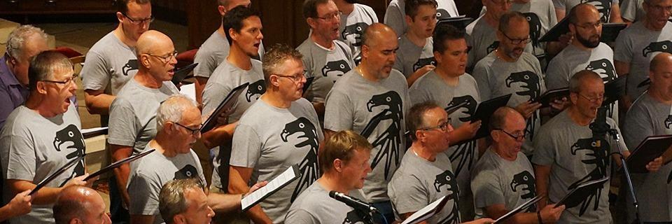 Männergesangverein Tunsel singt fast vergessenes SC-Freiburg-Lied aus den 20ern