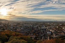 Michael Guess' Freiburg-Fotos