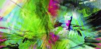 """""""Dialog und Inspiration"""". Ausstellung der Schopfheimerin Luis Lenz in der Galerie Altes Schloss in Wehr von 18. November bis 13. Januar 2019. Vernissage ab 11 Uhr."""
