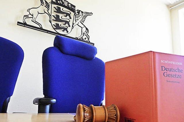 Heftige Szenen einer Ehe vor Gericht