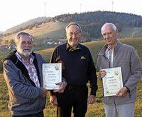 Concordia Gersbach ernennt Ehrenmitglieder