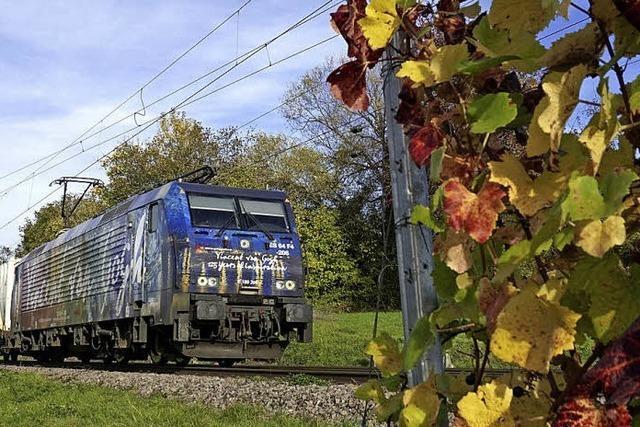 Die bunte Welt der Züge