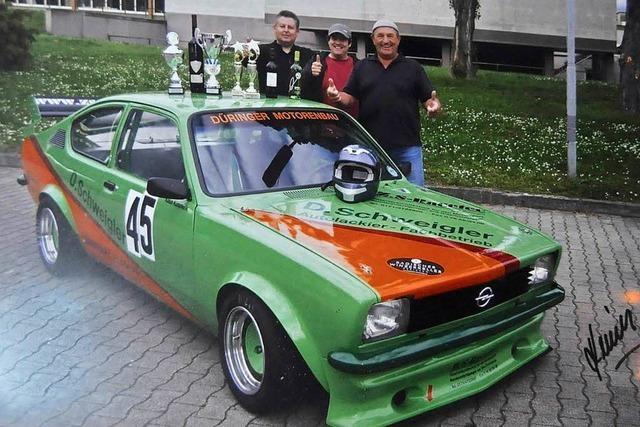 Der Renn-Opa aus March beendet seine Motorsport-Karriere – mit 70 Jahren