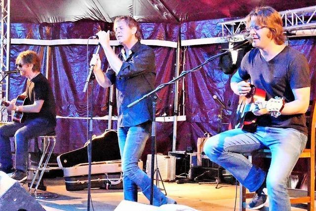 Fools Garden spielt beim Burgmusikfestival in Wehr