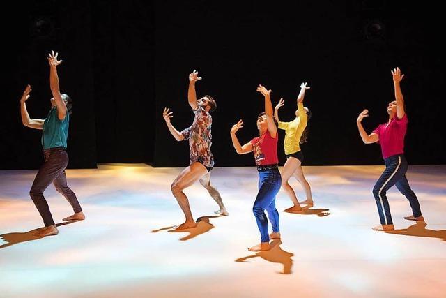 Am Freitag feiert das Tanztheater