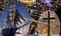 Sea Symphony von Ralph Vaughan Williams in Straßburg und Colmar