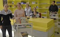 Harry Potter bringt die Kinder in Rheinfelden zum Lesen