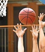 Heimspiele im Basketball