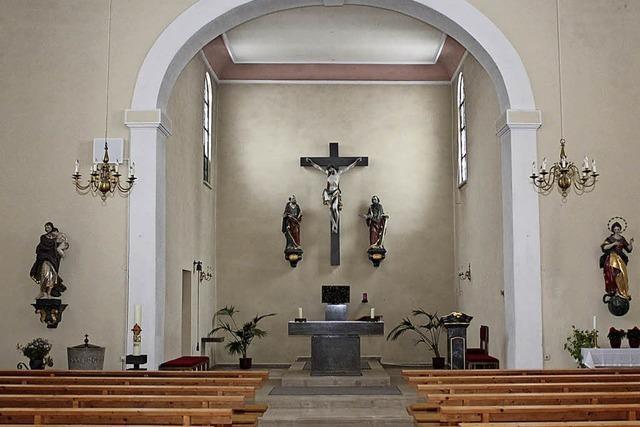Große Hilfe für kleine Kirche nötig