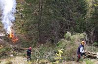 Aktive Landschaftspflege in Bernau