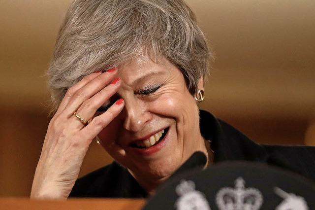 Regierungskrise in London