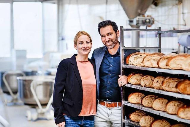 Bäckerei Reißbeck erhält Landespreis für gelungene Nachfolge im Handwerk