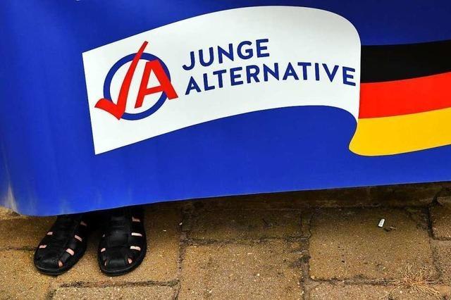 Verfassungsschutz beobachtet Jugendorganisation der Südwest-AfD