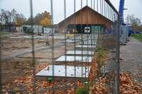 Einbruchsversuch auf Baustelle für Flüchtlingsunterkunft