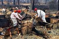 Zahl der Vermissten bei Waldbrand in Kalifornien auf mehr als 600 gestiegen