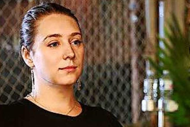 Anastasia Reinhard aus Lörrach produziert in Los Angeles Filme