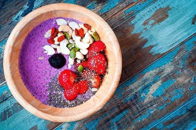 Zu viel Superfood ist ungesund