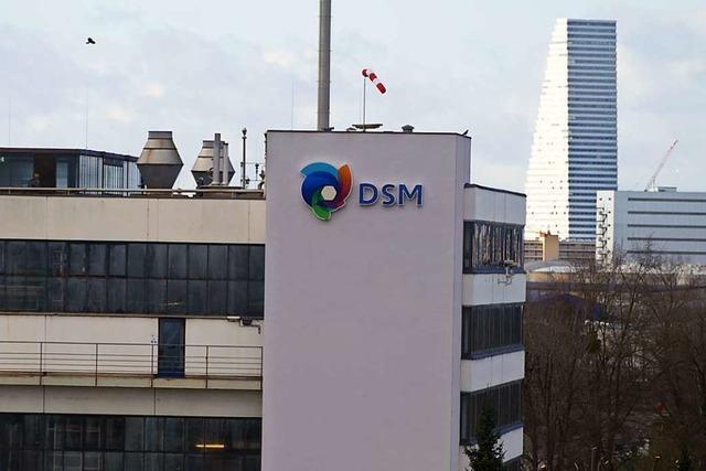 Bei DSM in Grenzach-Wyhlen trat Dampf aus