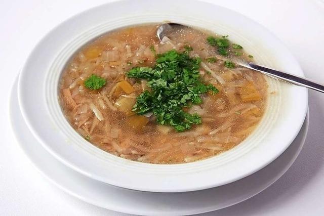 In Emmendingen gibt es am Samstag erstmals einen Suppentag